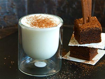 Witte chocolademelk recept
