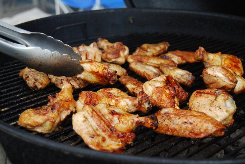 Argentijnse gegrilde kippenvleugels