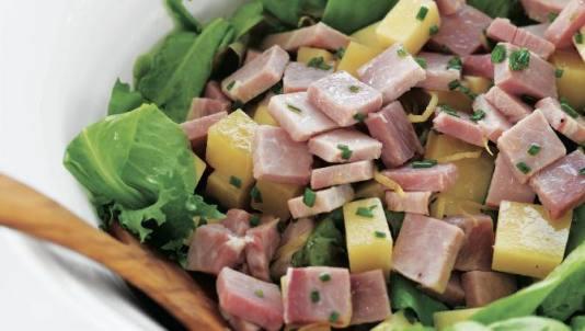 Ham-kaassalade