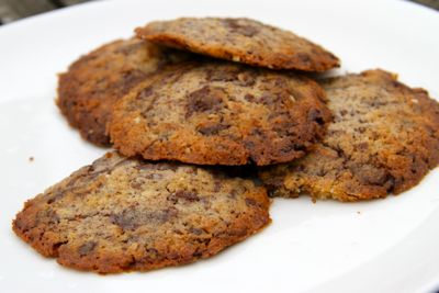 Chocoladekoekjes maken