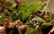 Nigella Lawson – Oosterse salade met lamsvlees