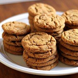 Gingersnap koekjes
