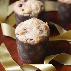 Panettone met chocolade, noten & vruchten