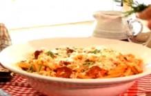 Heerlijke pasta met chorizo – Rachel Allen
