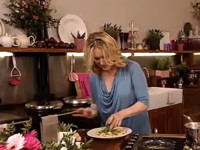 Ravioli met pompoen – Rachel Allen