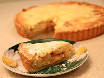 Normandische appeltaart bakken
