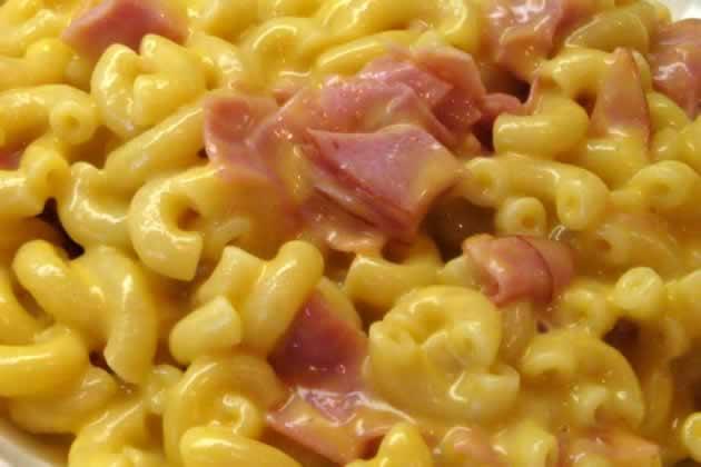 macaroni ham kaas - kookse.tv