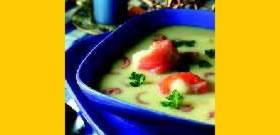 Verdronken soep