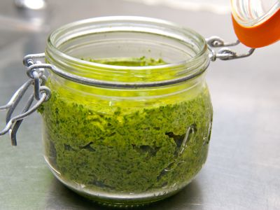 Verse salsa verde