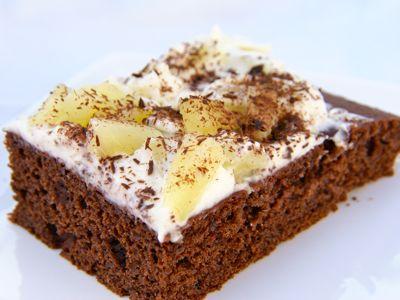 Gezonde chocoladetaart recept