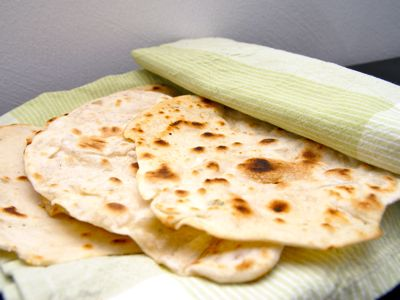Italiaans platbrood: piadina - recept met video