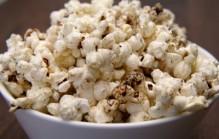 Pittige popcorn maken