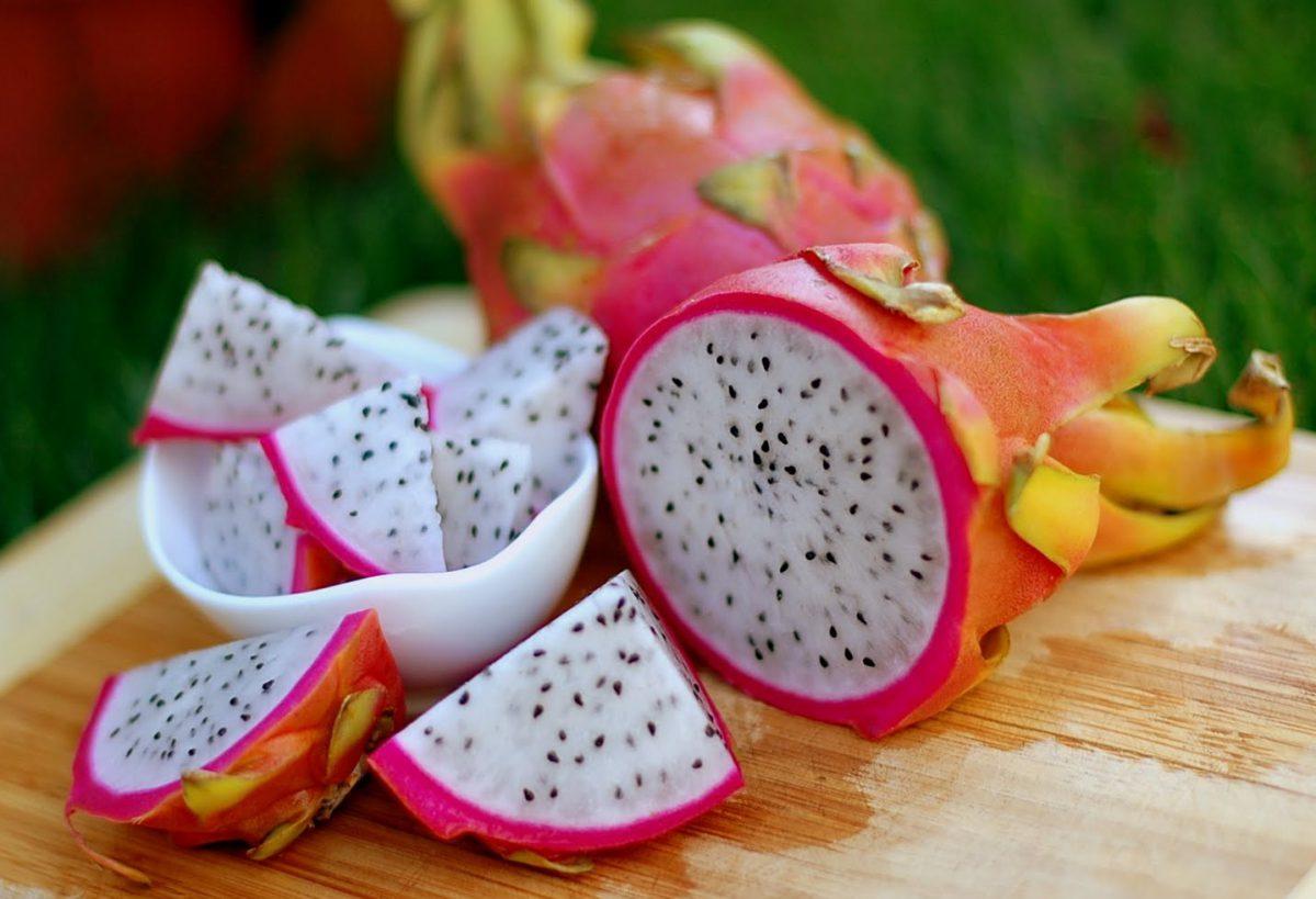 Bijzondere Aziatische vruchten