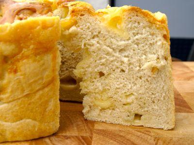 Zwitsers kaasbrood