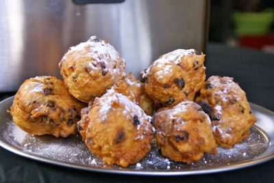 Oliebollen bakken - recept met video