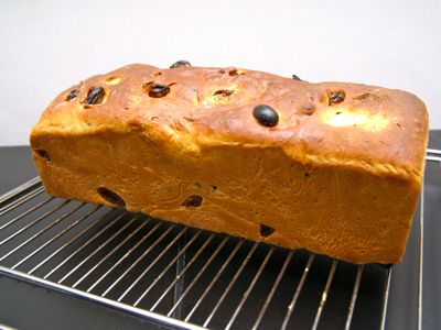 Rozijnenbrood maken