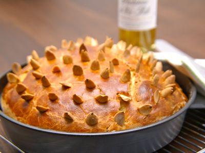 Italiaans paasbrood