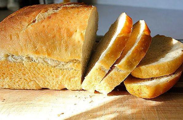 Red mijn verse brood