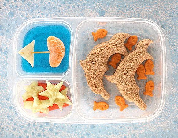Leuke lunchtrommels voor kinderen