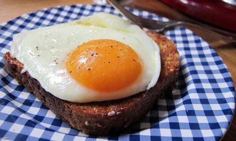 Het perfecte gebakken ei