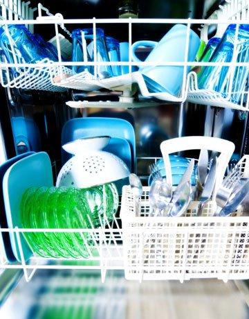 Makkelijker de vaatwasser uitruimen