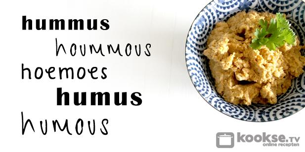 Pittige hummus!