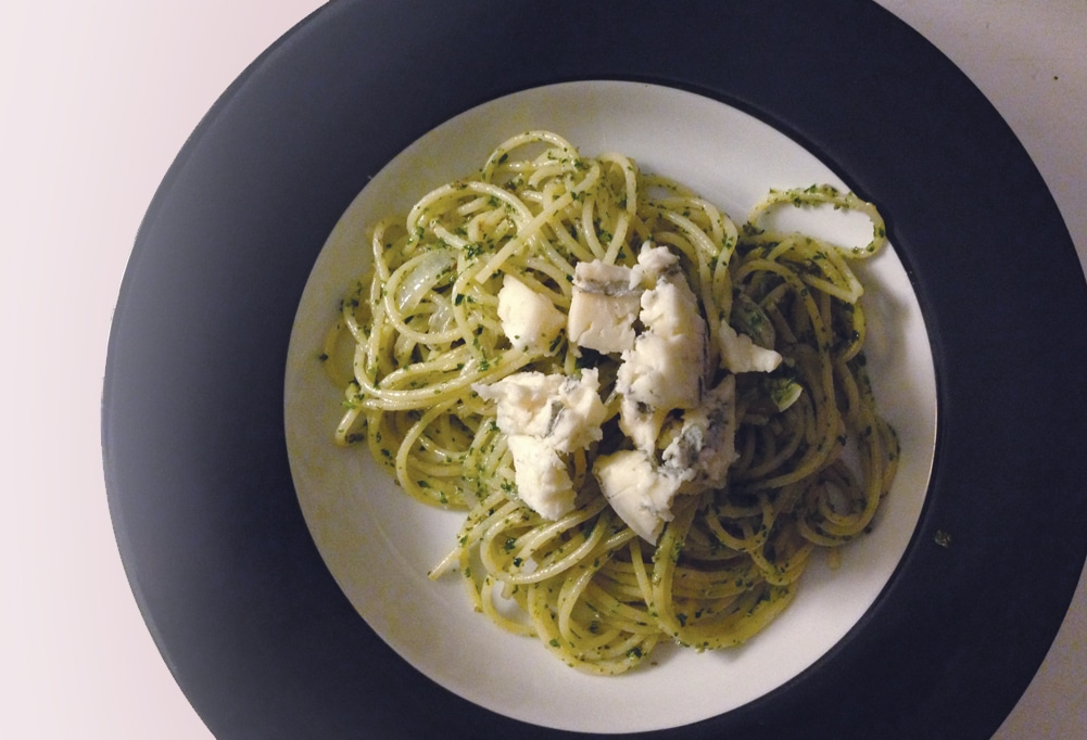 Pesto van boerenkool