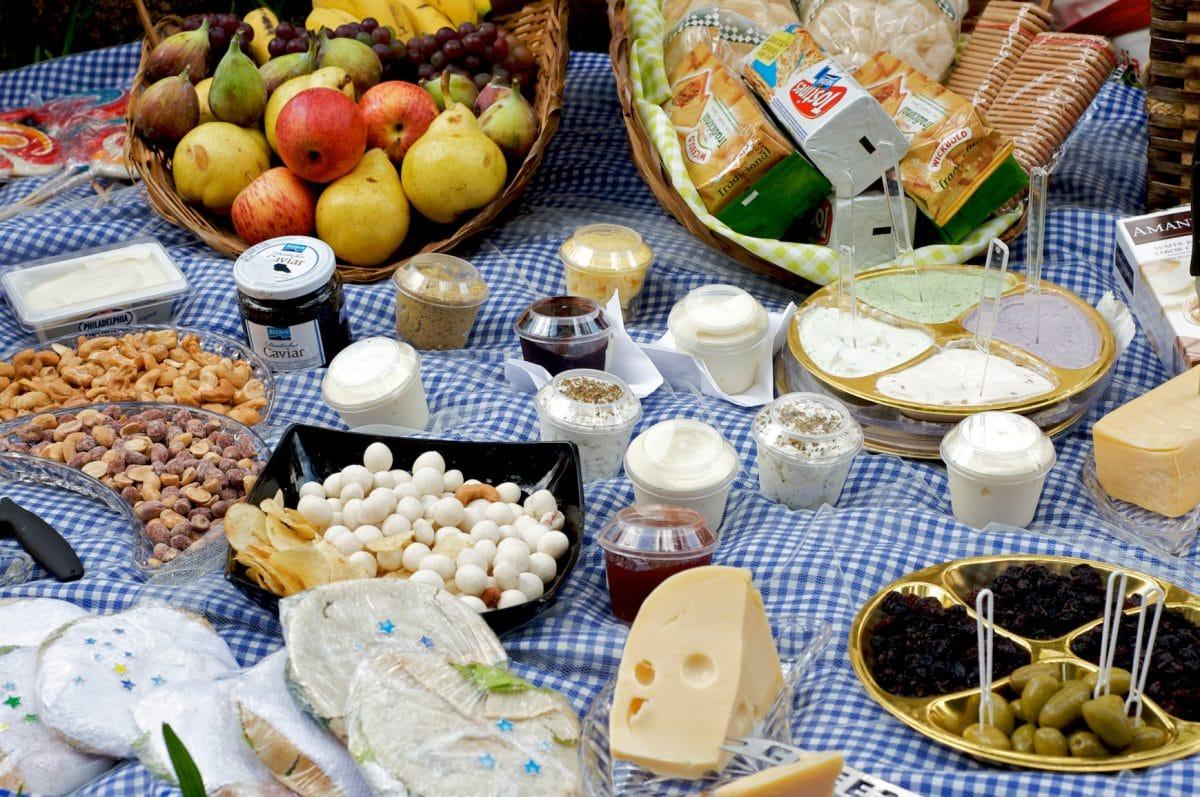 Het lijstje voor de perfecte picknick