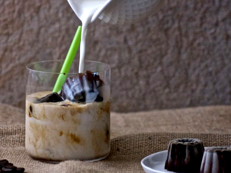 5 manieren om je ijskoffie nog lekkerder te maken