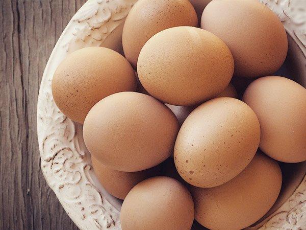 Paar makkelijke recepten met overgebleven eieren