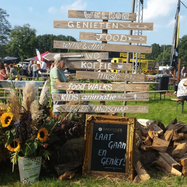 Foodfestivals in Drenthe