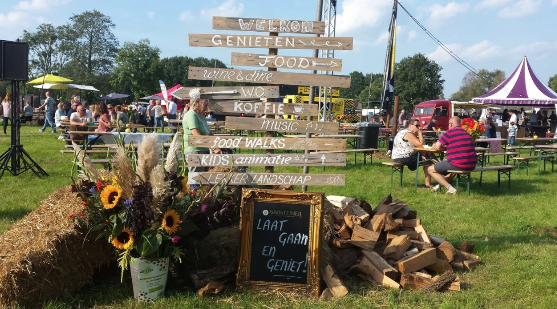 Foodfestivals in… Drenthe!