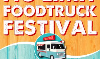 No Limit Foodtruck Festival Oosterhesselen - Drenthe