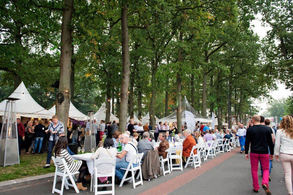 Openluchtrestaurant MM Culinair Drenthe