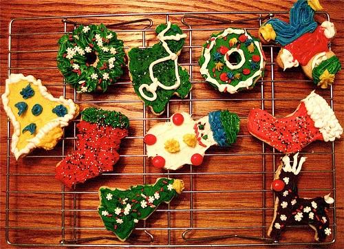 Simpele, prachtige en heerlijke kerstkoekjes