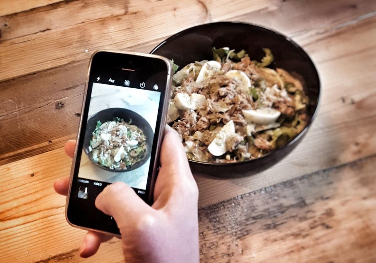 Zes tips om de mooiste foto's van je eten te maken met je smartphone