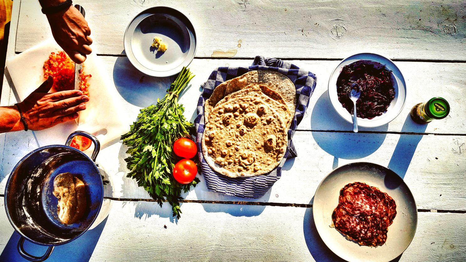 foto's van je eten te maken met je smartphone